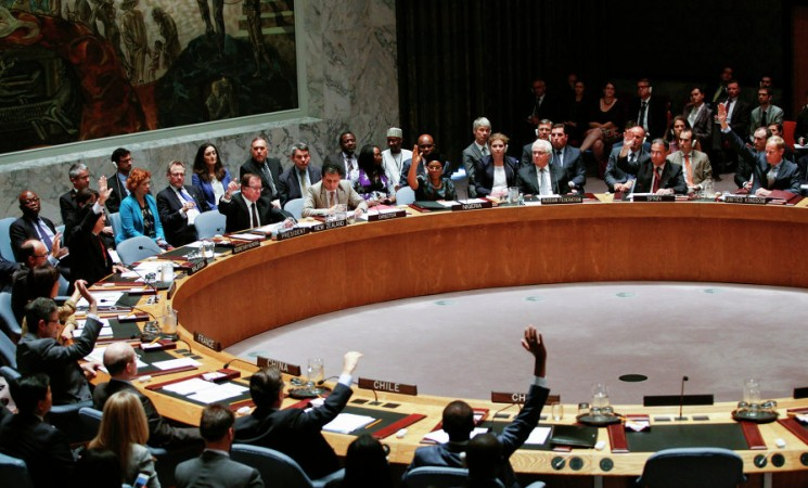 SCR'sResearch Report on the UNSC Veto