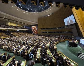 The annual General Debate of the General Assembly - 72nd session