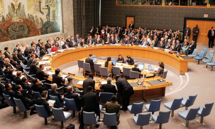 The U.N. Security Council veto is literally killing people