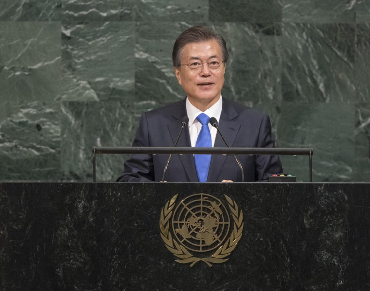 Republic of Korea, at General Assembly, calls for more active UN role in solving nuclear crisis