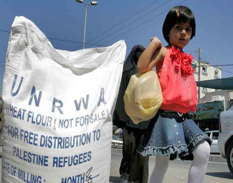 UNRWA Funding Problems - The Way Out